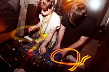 Banquet DJs in Dublin's Tripod venue