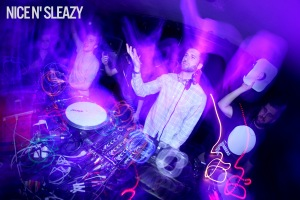 Nice n' Sleazy DJs Dublin nightclub
