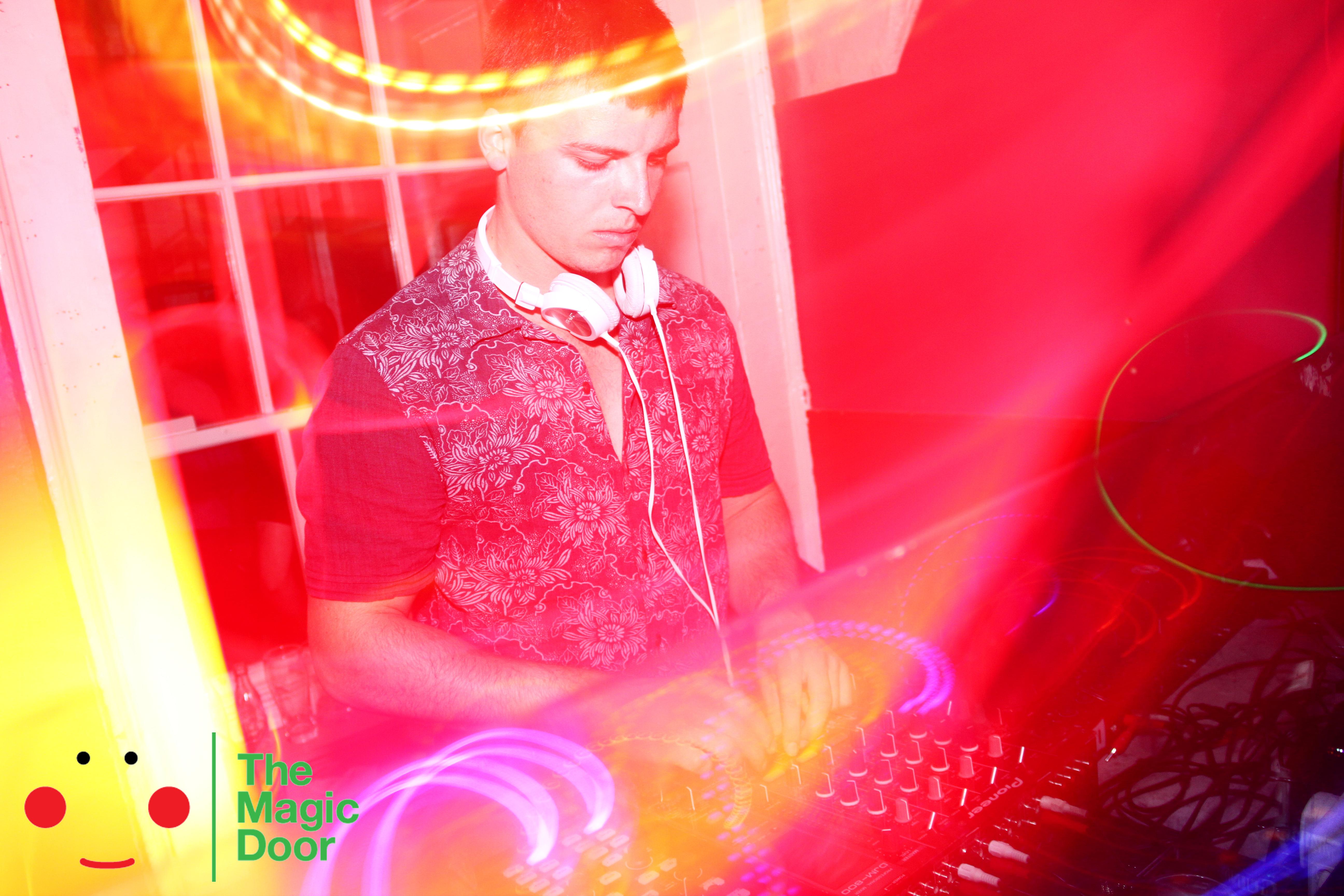 The Magic Door DJ at The Lost Society