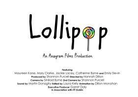 Lollipop Poster