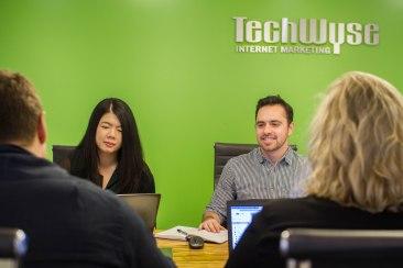 TechWyse office, Toronto, Canada